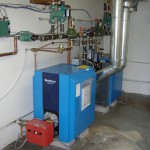 Church In Saratoga Springs AFTER New Boiler Installation